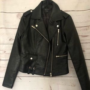 Romeo + Juliet Couture • Faux Leather Jacket